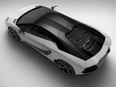 Acura NSX so ke kich tinh cung Lamborghini Aventador tren duong dua - Anh 2