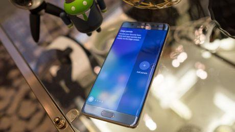 Samsung chuan bi thu hoi Galaxy Note 7 dot hai? - Anh 1