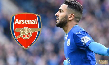 Mahrez tu tin: Gia cua toi dat do, con Arsenal ngai chi - Anh 1