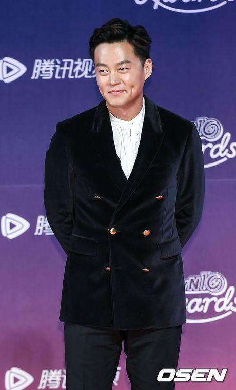 "46 tuoi, Kim Hye Soo van xung dang la ""Nu hoang goi cam"" - Anh 11"