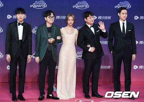 "46 tuoi, Kim Hye Soo van xung dang la ""Nu hoang goi cam"" - Anh 4"