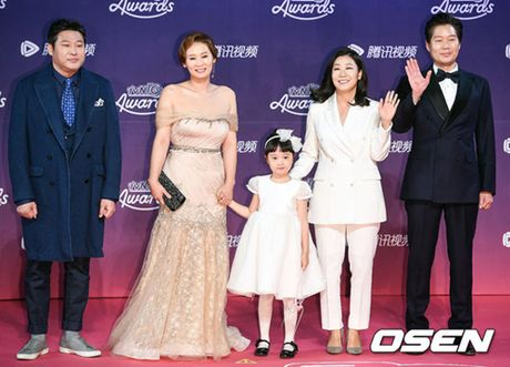 "46 tuoi, Kim Hye Soo van xung dang la ""Nu hoang goi cam"" - Anh 5"