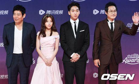 "46 tuoi, Kim Hye Soo van xung dang la ""Nu hoang goi cam"" - Anh 6"