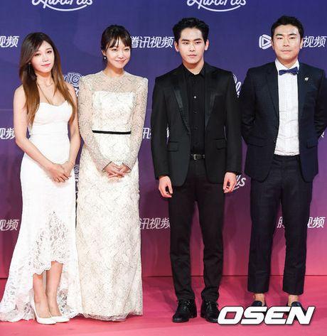"46 tuoi, Kim Hye Soo van xung dang la ""Nu hoang goi cam"" - Anh 7"