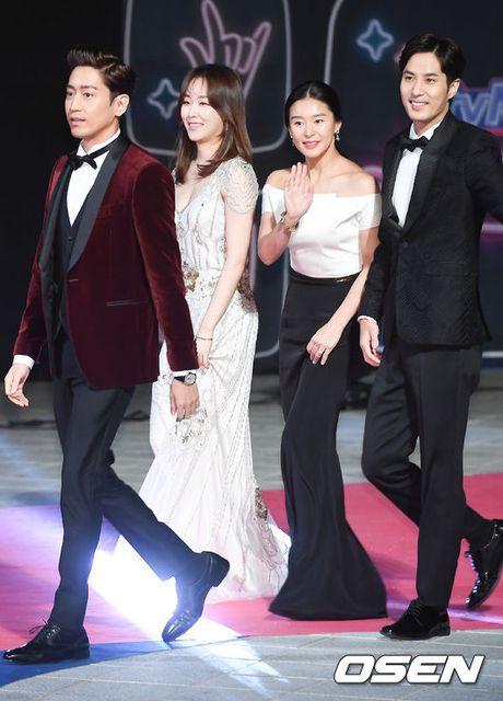 "46 tuoi, Kim Hye Soo van xung dang la ""Nu hoang goi cam"" - Anh 8"