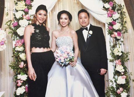 Dinh Ngoc Diep - Victor Vu lam dam cuoi tai My - Anh 1