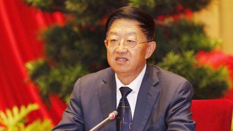 Trung Quoc: Cuu Bi thu tinh Van Nam nhan an tu hinh - Anh 1