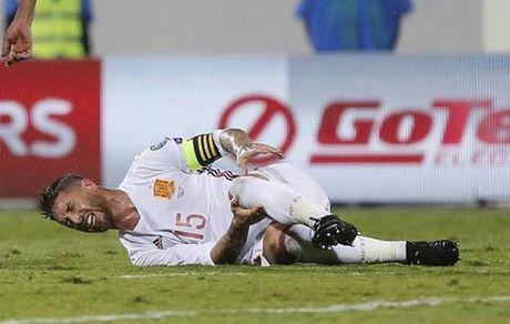 Tin HOT bong da sang 10/10: Sergio Ramos nghi 1 thang - Anh 1