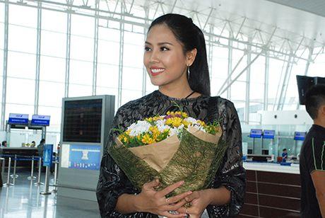 Nguyen Thi Loan sang My du thi Hoa Hau Hoa Binh Quoc te 2016 - Anh 3