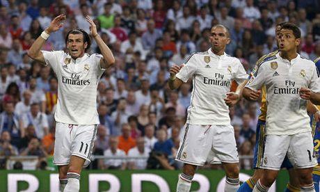 """Real: Da den luc Bale thay Ronaldo tro thanh """"kep chinh"""" - Anh 1"""