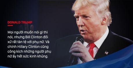 Trump tung vu khi bi mat phan don vu be boi 'dam o phu nu' - Anh 1