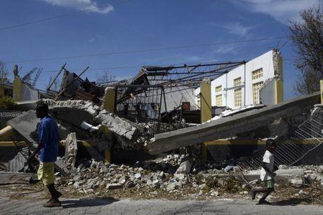 Can canh Haiti tan hoang, 'quay quat' trong ngheo doi - Anh 11