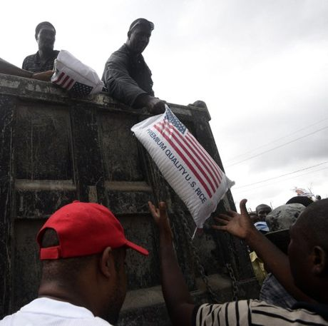 Can canh Haiti tan hoang, 'quay quat' trong ngheo doi - Anh 4