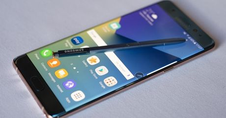 Samsung quyet dinh dung san xuat Galaxy Note 7 - Anh 1