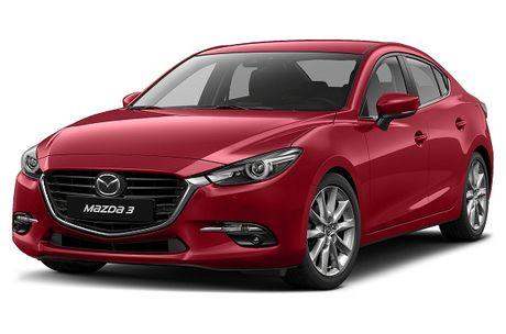 Mazda 3 lien tiep bi trieu hoi vi nguy co ro ri nguyen lieu - Anh 1