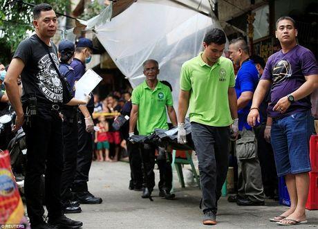 Philippines: Hon 3.700 nguoi chet trong 100 ngay tu khi ong Duterte nham chuc tong thong - Anh 2