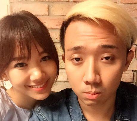 Cu lien quan toi Hari Won la Tran Thanh se 'hot' - Anh 1
