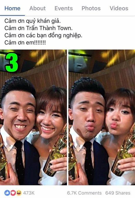 Cu lien quan toi Hari Won la Tran Thanh se 'hot' - Anh 3