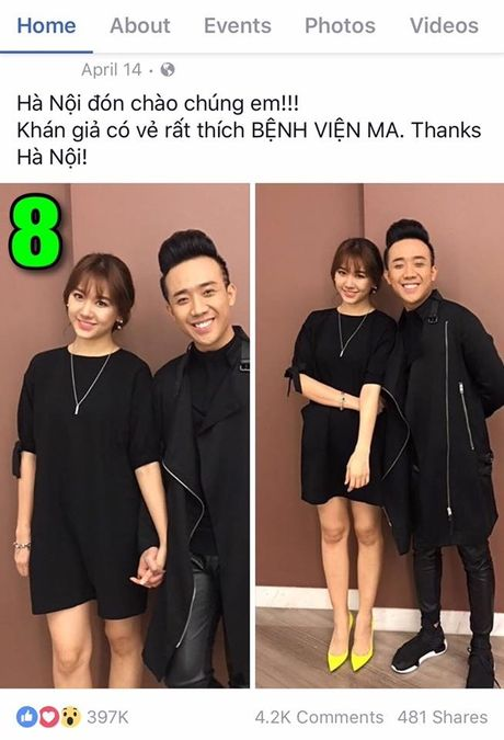 Cu lien quan toi Hari Won la Tran Thanh se 'hot' - Anh 7