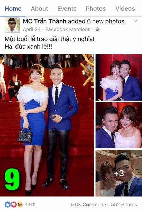 Cu lien quan toi Hari Won la Tran Thanh se 'hot' - Anh 8
