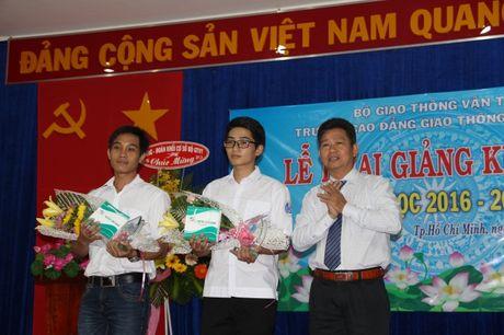 Truong CD GTVT III tuyen sinh dat 80% so voi chi tieu - Anh 3