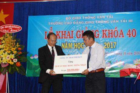 Truong CD GTVT III tuyen sinh dat 80% so voi chi tieu - Anh 4