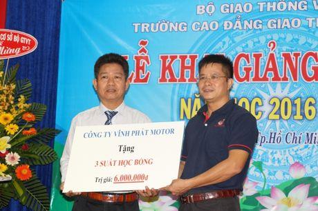 Truong CD GTVT III tuyen sinh dat 80% so voi chi tieu - Anh 5