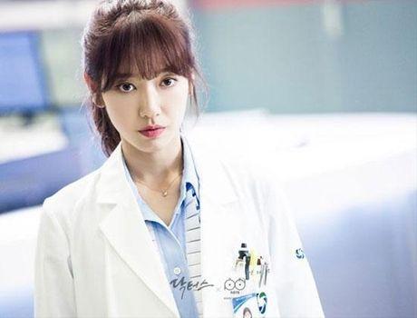 Nang kieu Park Shin Hye dep 'nin tho' trong bo anh moi - Anh 2