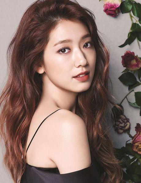 Nang kieu Park Shin Hye dep 'nin tho' trong bo anh moi - Anh 5