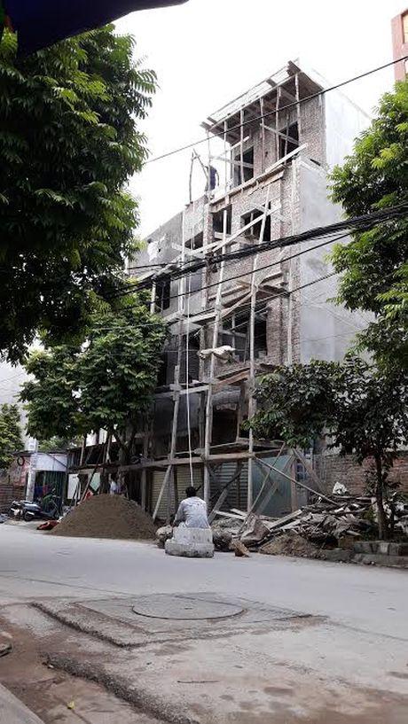 Sai pham xay dung o Hai Phong: Chinh quyen 'ne' trach nhiem? - Anh 1