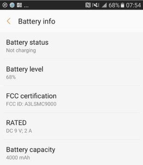 Smartphone Samsung Galaxy C9 lo cau hinh an tuong - Anh 4