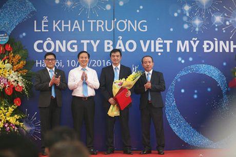 Bao hiem Bao Viet khai truong cong ty thanh vien thu 69 - Anh 1