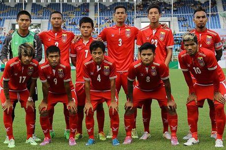 Su chuan bi cua cac doi thu DT Viet Nam: Myanmar va chuyen tap huan bao tap - Anh 1