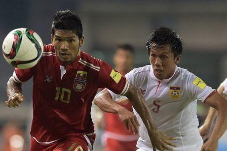 Su chuan bi cua cac doi thu DT Viet Nam: Myanmar va chuyen tap huan bao tap - Anh 2