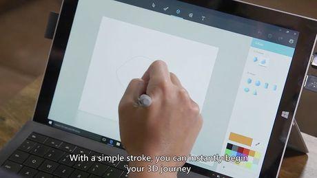 Ung dung Paint se duoc Microsoft lot xac tren Windows 10 - Anh 1