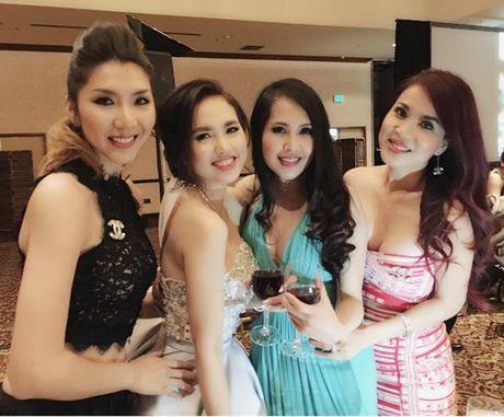 Dinh Ngoc Diep - Victor Vu tiep tuc to chuc dam cuoi o My - Anh 5