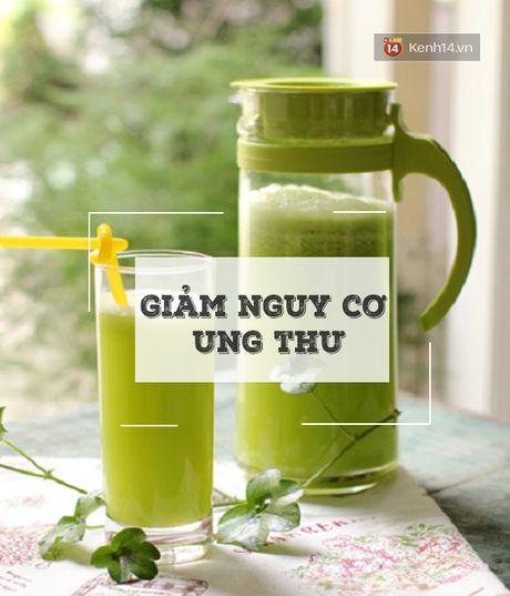 Cach detox de khong tuong: Chi can 1 qua oi/ngay - Anh 1