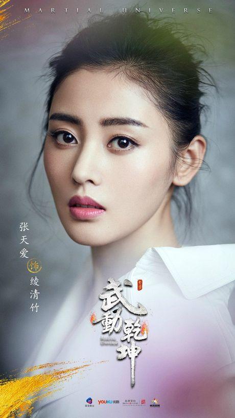 'Bong ca' Truong Thien Ai song doi cung Duong Duong trong 'Vu Dong Can Khon' - Anh 2