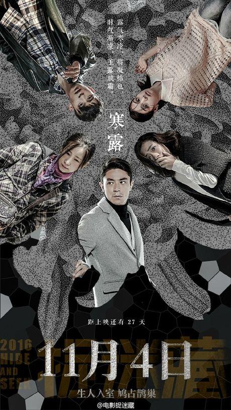 'Bong ca' Truong Thien Ai song doi cung Duong Duong trong 'Vu Dong Can Khon' - Anh 4