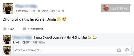 Bieu tuong :v va :3 tren Facebook bat ngo hoi sinh voi hinh hai 'bua' khong chiu duoc - Anh 1