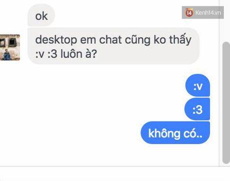 Bieu tuong :v va :3 tren Facebook bat ngo hoi sinh voi hinh hai 'bua' khong chiu duoc - Anh 2