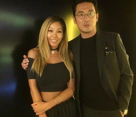 Nu rapper Han khoe duoc nhieu sao nam theo duoi - Anh 2