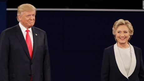 Toan canh cuoc tranh luan kich tinh giua Donald Trump - Hillary Clinton - Anh 4