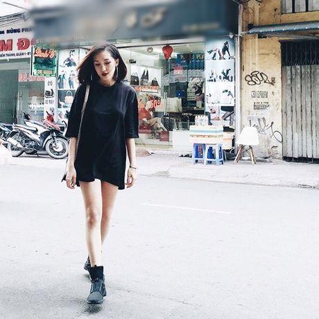 My nhan Viet hoa 'nang tho mua thu', khoe street style an tuong tren pho - Anh 12