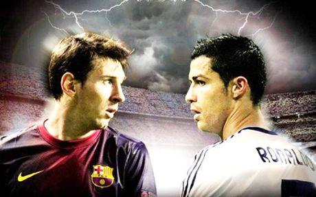 Ronaldo kem Messi... 19 bac tren BXH nhung cau thu vi dai nhat Liga - Anh 2