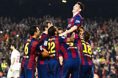 Ronaldo kem Messi... 19 bac tren BXH nhung cau thu vi dai nhat Liga - Anh 6