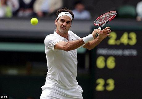 NONG: Roger Federer va Rafael Nadal lan dau tien bat khoi top 4 the gioi sau 13 nam - Anh 2