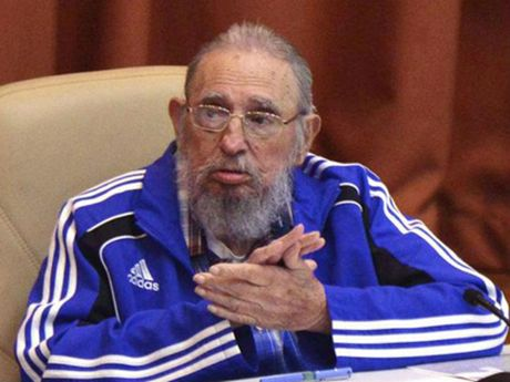 Lanh tu Fidel Castro khang dinh Donald Trump khong du tu cach lam Tong thong My - Anh 1
