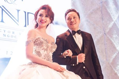 Dinh Ngoc Diep - Victor Vu bi mat cuoi lai lan 2 tai My - Anh 3