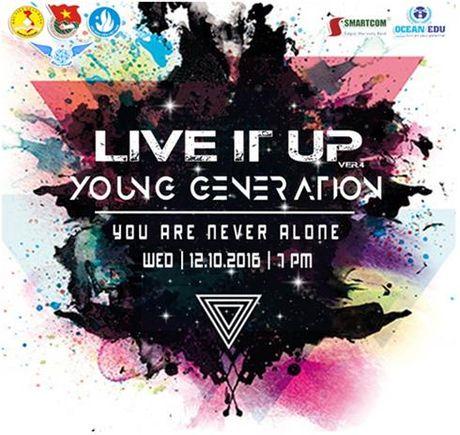 Dai nhac hoi 'Live it up' – Chao tan sinh vien khoa 19 - Anh 1